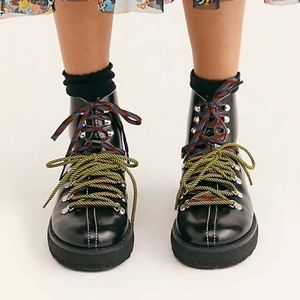 New Free People Western Mountains Hiker Boot sz 41
